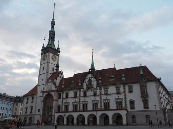 Olomouc Town Hall - front