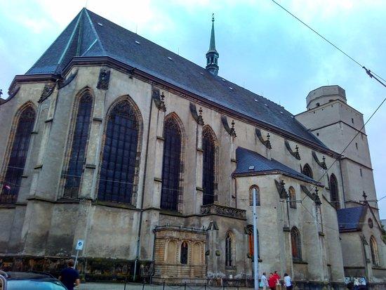 Olomouc Town Hall - back