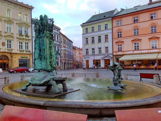 Olomouc, República Checa: Arion Fountain