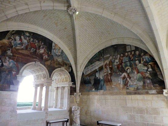Fontevraud-l'Abbaye, Francia: cloitre