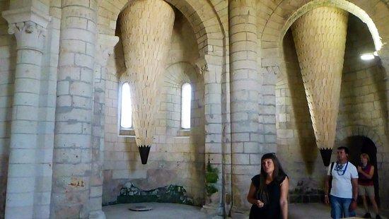 Fontevraud-l'Abbaye, Francia: fumoirs