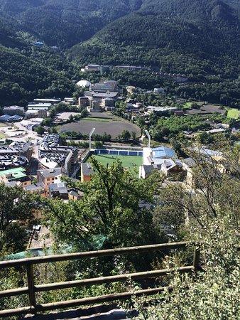 Hotel Andorra Center : caminito relax andorra