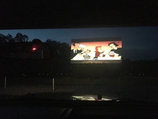 Montana Drive-in