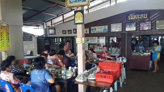 Sapphaya, Thailand: ร้านมีการพัฒนาปรุงปรุงให้ได้มาตรฐานเป็นลำดับครับ