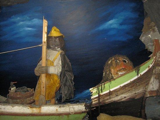 Senja, Norvegia: Draugen