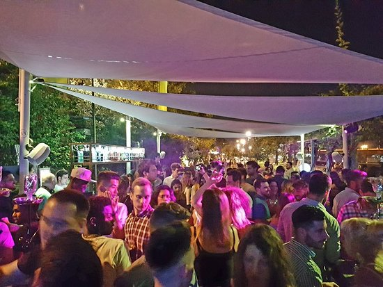 Pub Crawl Seville