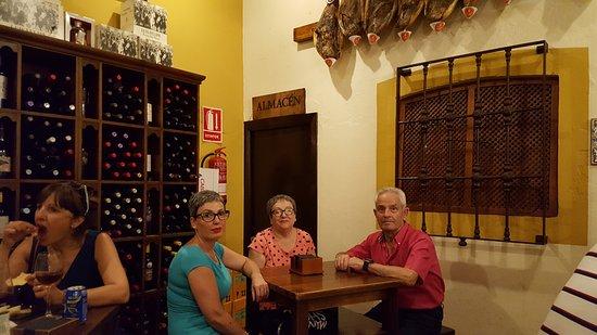 Аймонте, Испания: BONITO RINCON
