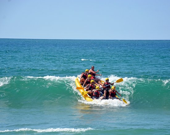 Oceanic Rafting