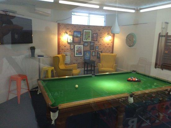 Labrador, ออสเตรเลีย: Nice Snooker / Pool Table