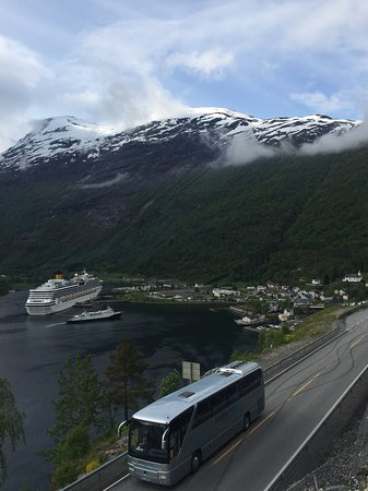 Stranda, Norge: Out on a trip in our beautiful landscape