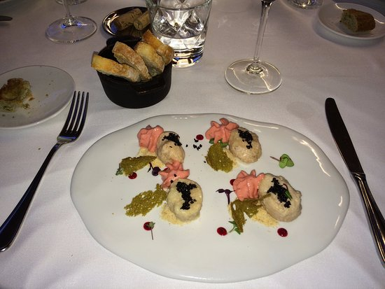 Casamar: Foie gras