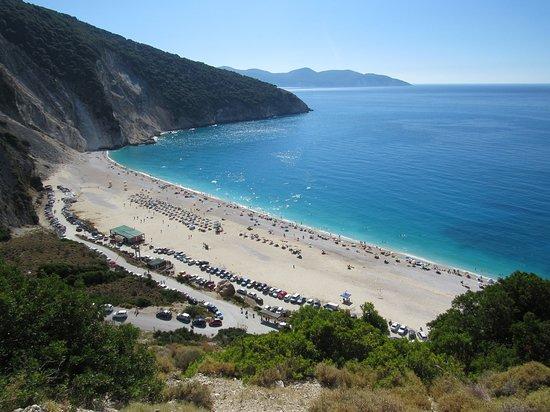 Παραλία Μύρτος: Myrtos Beach