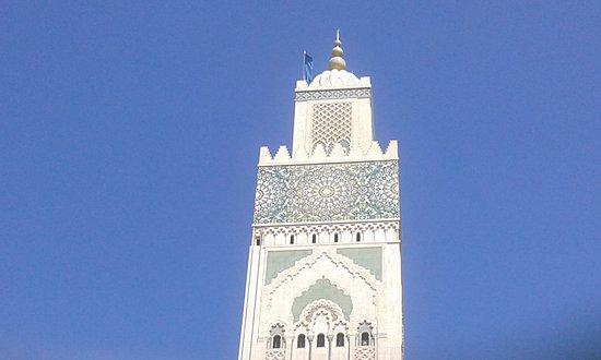 Hassan-II.-Moschee: foto esterna