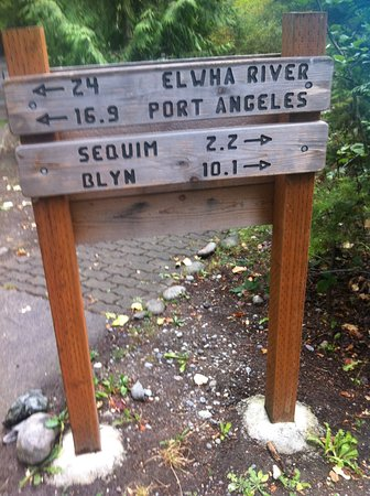 Sequim, Waszyngton: Walking trails