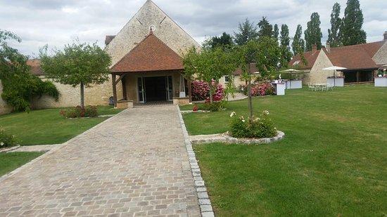 Yvelines, França: Domaine De La Vallee Aux Pages