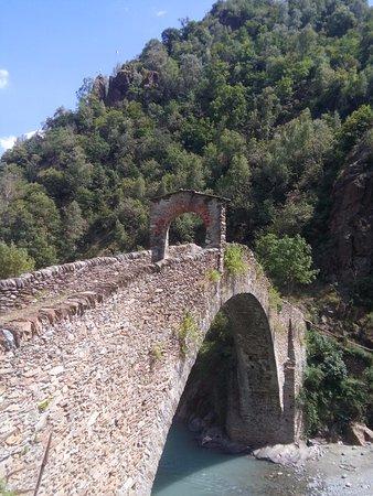 Lanzo Torinese, Italia: Il ponte