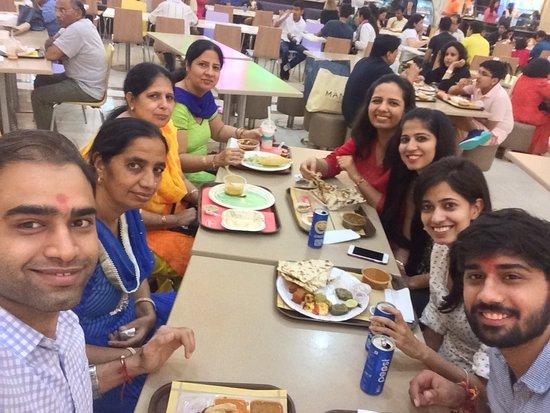 DLF Promenade Mall: Family Time
