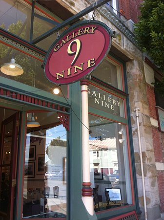 Port Townsend, WA: Gallery 9