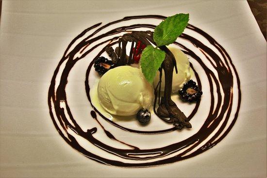 SooChic Restaurant & Lounge Bar: Gelato artigianale
