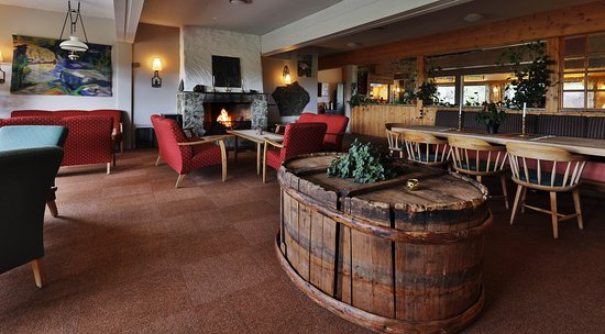 Municipio de Ringebu, Noruega: lounge