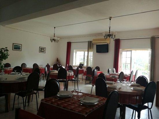 Figueiro dos Vinhos, Portugal: Restaurante Tricana - Figueiró dos Vinhos