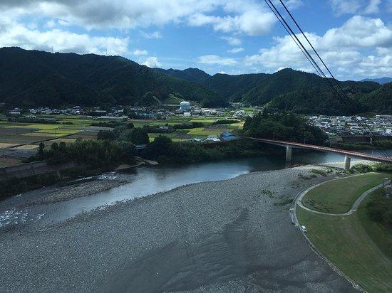 Naka-cho, Япония: 最初は晴れ渡っていたのですが