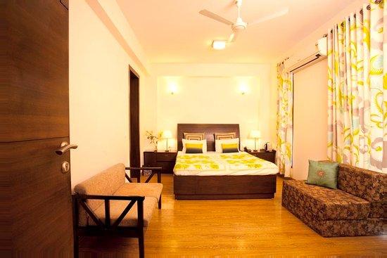 The Perch Service Apartments: 2 Bedroom Apartment