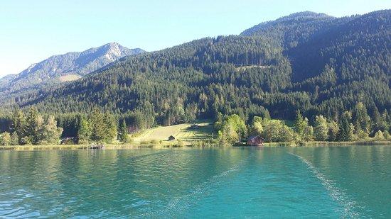 Weissensee, Austria: 20160824_173812_large.jpg
