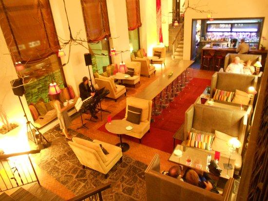 Auberge Saint-Antoine: Bar de l'hôtel