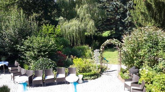 Traumgarten  Traumgarten - Picture of Pochhacker's Krone, Gaaden - TripAdvisor