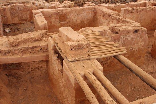 Malia, กรีซ: Ruines