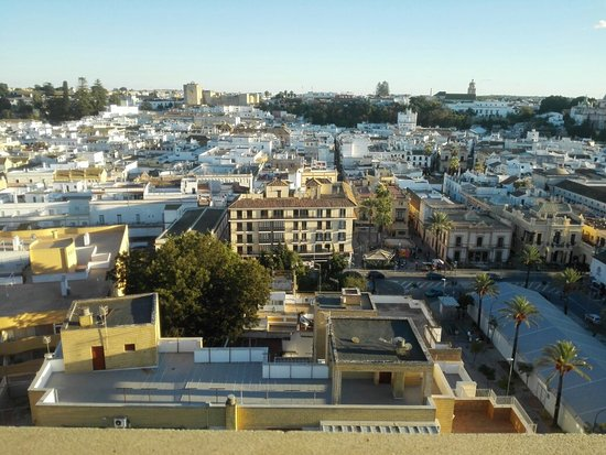 Centro historico de Sanlucar de Barrameda