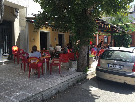 Bar Martigon