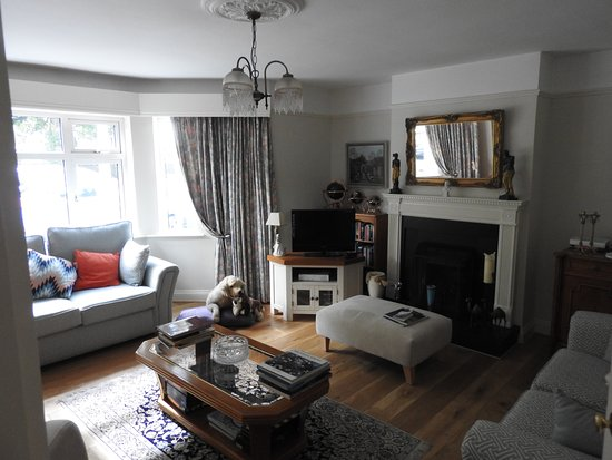 Ennis, Irland: The sitting room