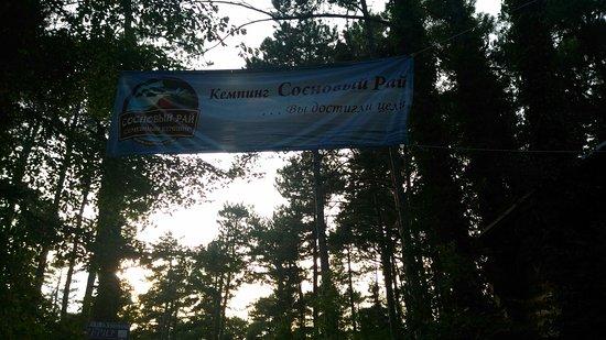 Camping Sosnovy Rai