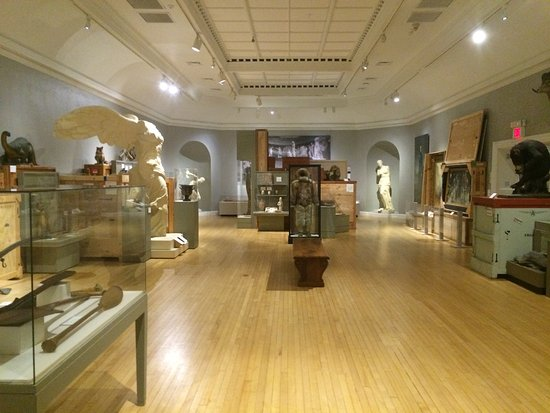 Pittsfield, MA: Permanent Collection, Berkshire Museum
