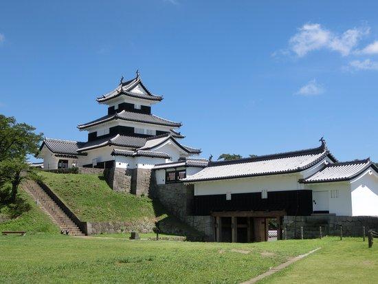Shirakawa, Japan: 美しいお城です。