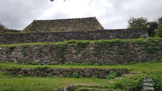 Yonago Castle Ruins