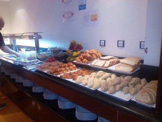 Canillo, Andora: Desayuno