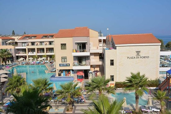 Porto Platanias Beach Resort & Spa: Här trivdes vi