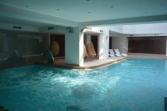 Porto Platanias Beach Resort & Spa: Fin spa-anläggning