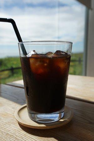 Niikappu-cho, Japan: アイスコーヒー