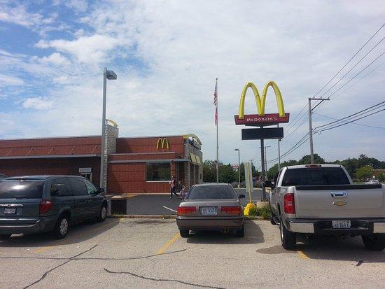 Des Plaines, IL: McDonald's