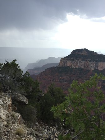 Grand Canyon Lodge - North Rim: Posto incantevole