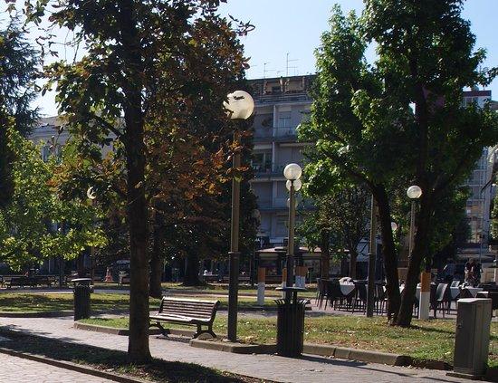 Giardini Pubblici del Kursaal di Abano Terme