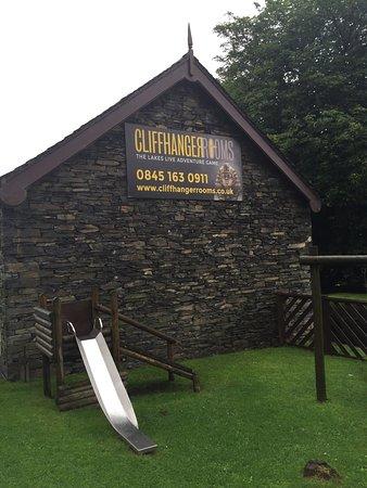 Cliffhanger Rooms
