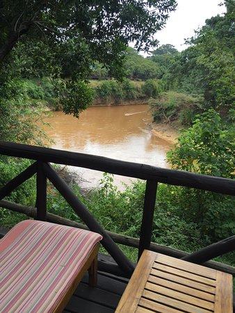 Fairmont Mara Safari Club: My view
