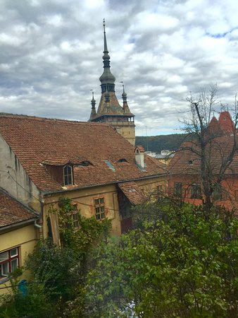 Fronius Residence: The view from my room