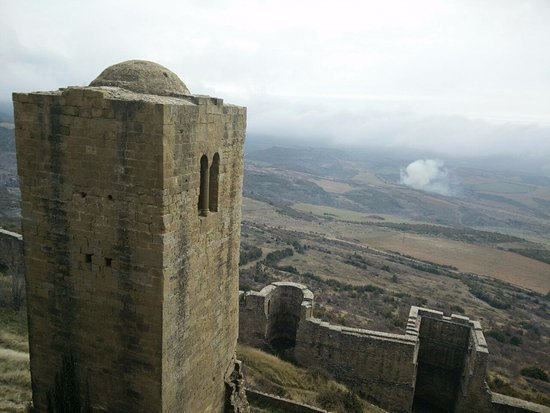 Aragón, España: La torre