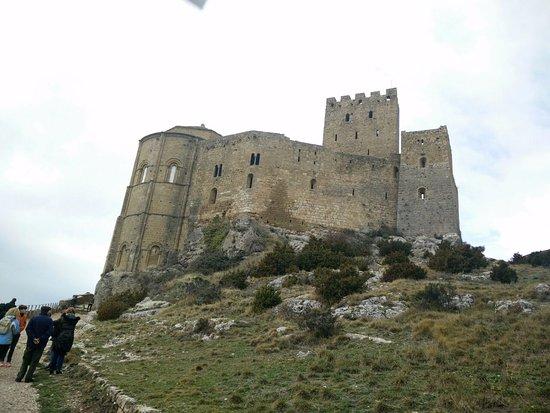 Aragón, España: El castillo